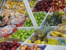 ارتفاع أسعار المواد الغذائية تنورة