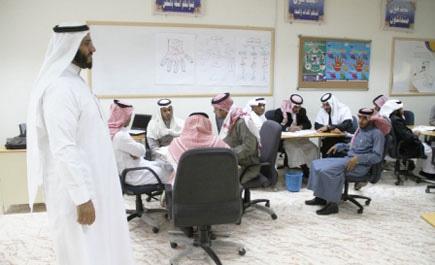 تعليم نجران يعقد ورشة للجان