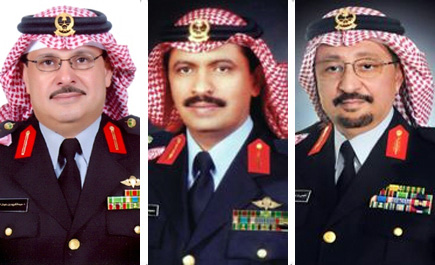 الأمير متعب يزف اليوم كوكبة من طلبة كلية الملك خالد العسكرية ودورة تأهيل الضباط الجامعيين