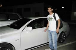 صور سياره سعد الحارثي 30