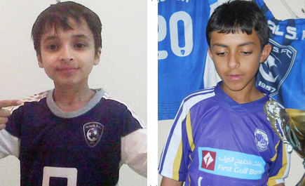 النشء الرياضي والجيل القادم بحائل ي ناشدون رئيس الهلال بإعادة ياسر وي خاطبونه