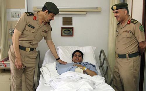 خدمات مجمع فهد الطبي العسكري