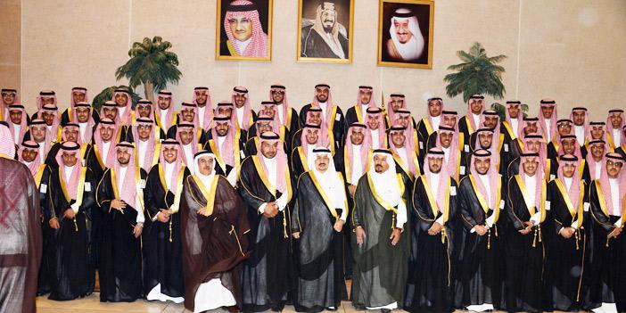 أمير منطقة الرياض يرعى حفل تخريج 209 من طلاب مدارس المملكة