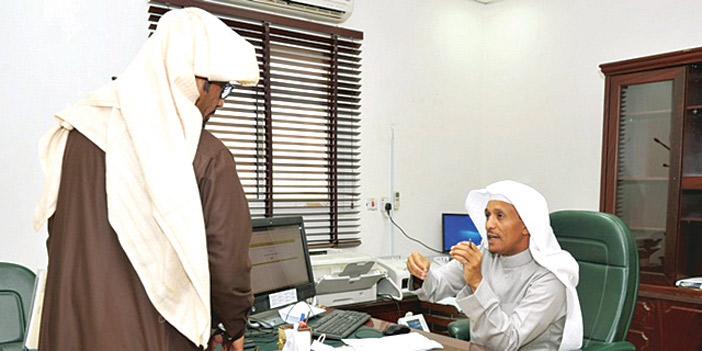 كتابة عدل شرق الرياض تصدر 1200 وكالة اقتضاء