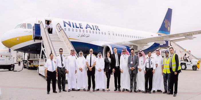 النيل للطيران