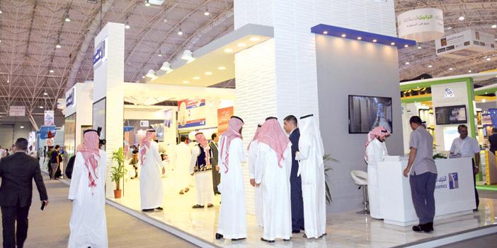 الخزف السعودي يشارك في معرض البناء السعودي 2016