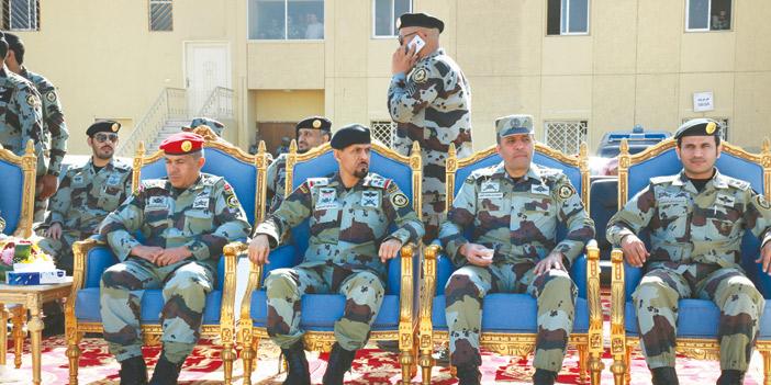 قائد قوات الطوارئ الخاصة يرعى جاهزية قوات المهمات الأمنية لمكافحة الإرهاب وحفظ النظام