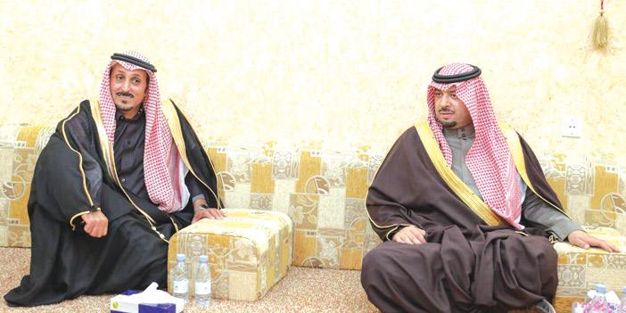 الأمير فيصل بن خالد بن سلطان يواصل جولاته التفقدية في مراكز وقرى وهجر محافظة رفحاء