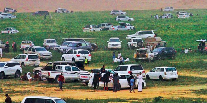 مزارع القريشي بالخبراء تفتح أبوابها لتكون متنفسا ومكشات للناس