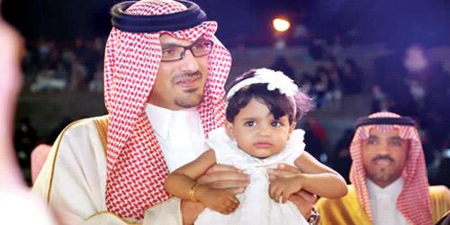 سعود بن خالد الفيصل يدشن احتفالات عيد طيبة