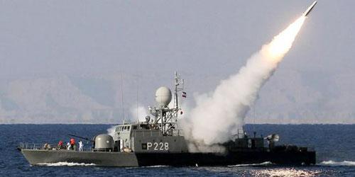 أمريكا: إيران اختبرت صاروخاً مضاداً للسفن في (هرمز)