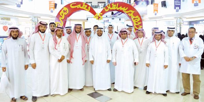 تدشين حملة مركز الأمير سلطان لجراحة القلب بالقصيم