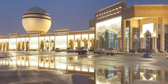 مركز الملك خالد الحضاري معلم ثقافي واجتماعي