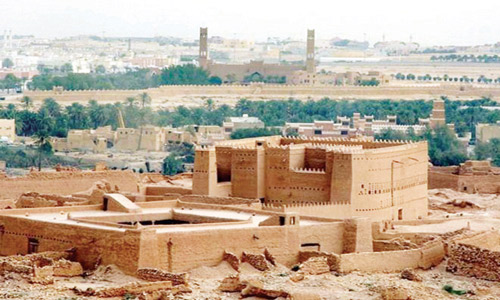 حي الطريف قلب الدولة السعودية الأولى النابض