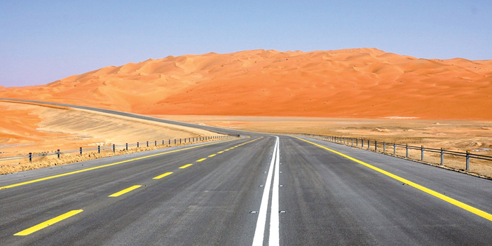 طريق السعودية عمان ينتظر التدشين