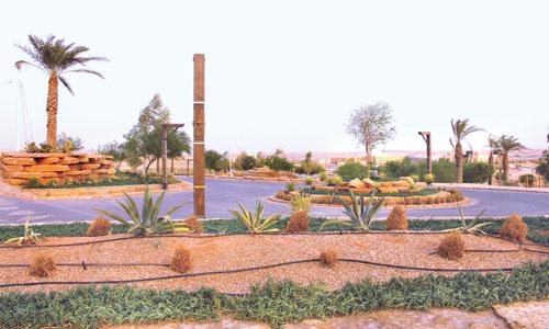 متنزه الملك سلمان البري.. مقصد محبي السياحة البيئية في الرياض