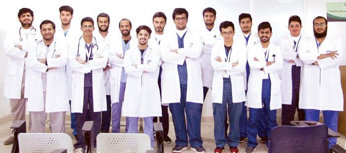 دورة تأهيلية بطب جامعة الملك خالد