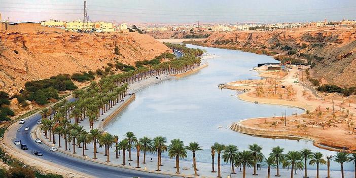 وادي نمار مستعد لخطف قلوب زوار موسم الرياض